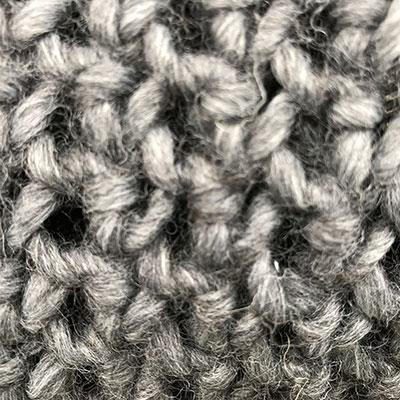 Mønster på baggy hue
