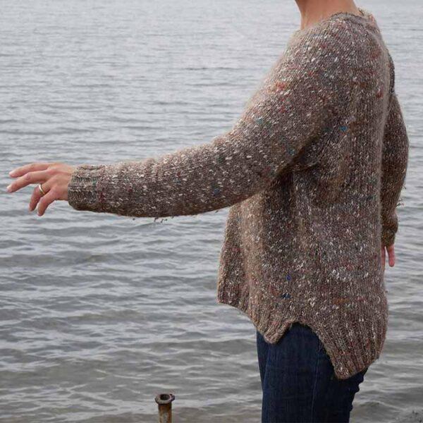 Unisex sweater side