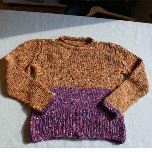 Pige sweater