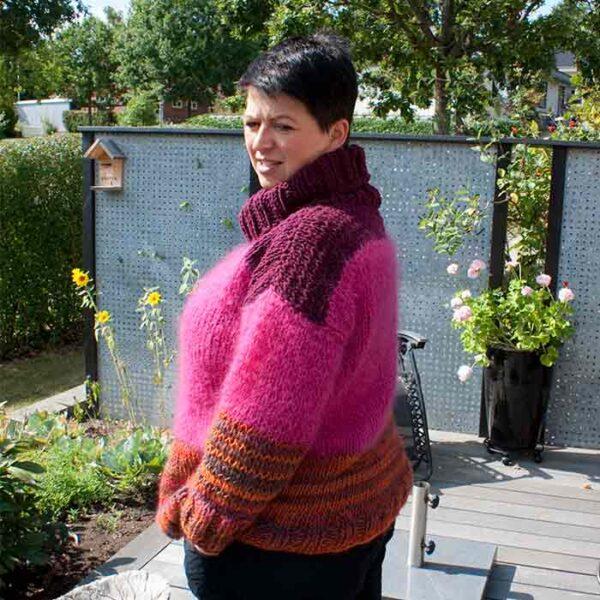Sweater i tre kvaliteter