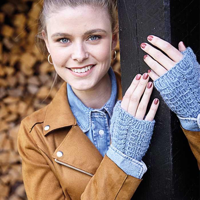 Ragsokker - Kirsten Nyboe Strikdesign