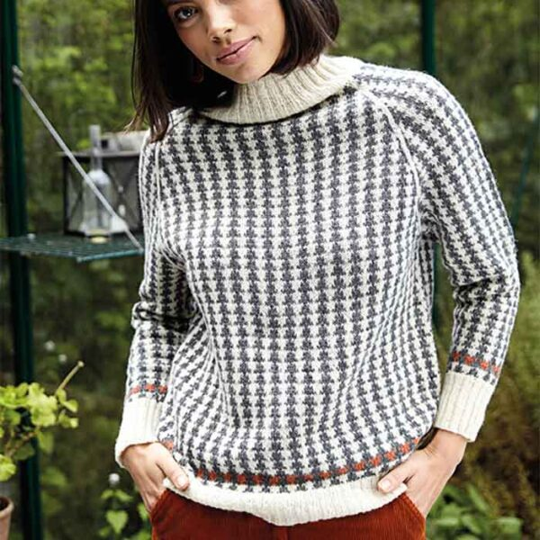 Top-down-sweater-forfra-kirsten-nyboe