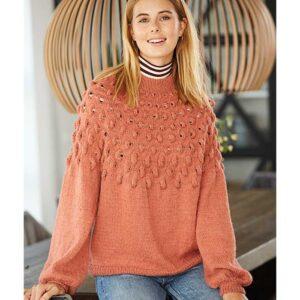 Sweater vist forfra
