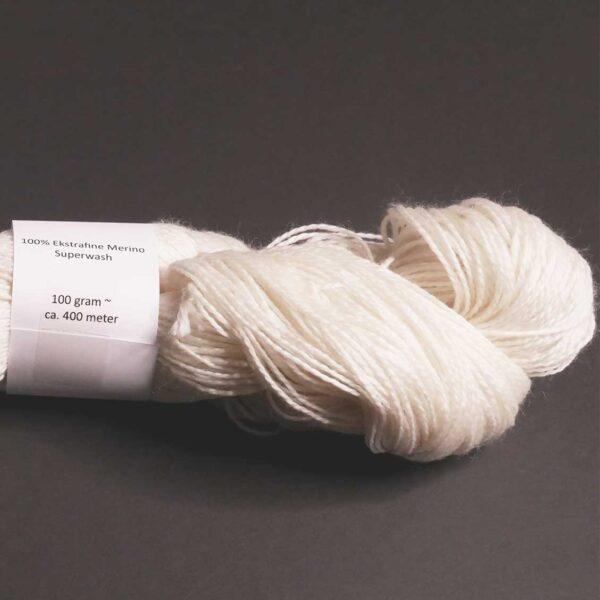 Lækkert merino uld til garn farvning
